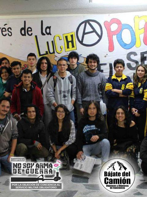Conscientious Objectors Colombia